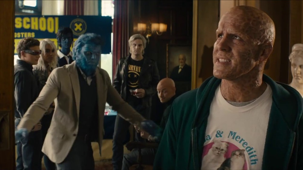 Deadpool 2 (2018) - 20th Century Fox