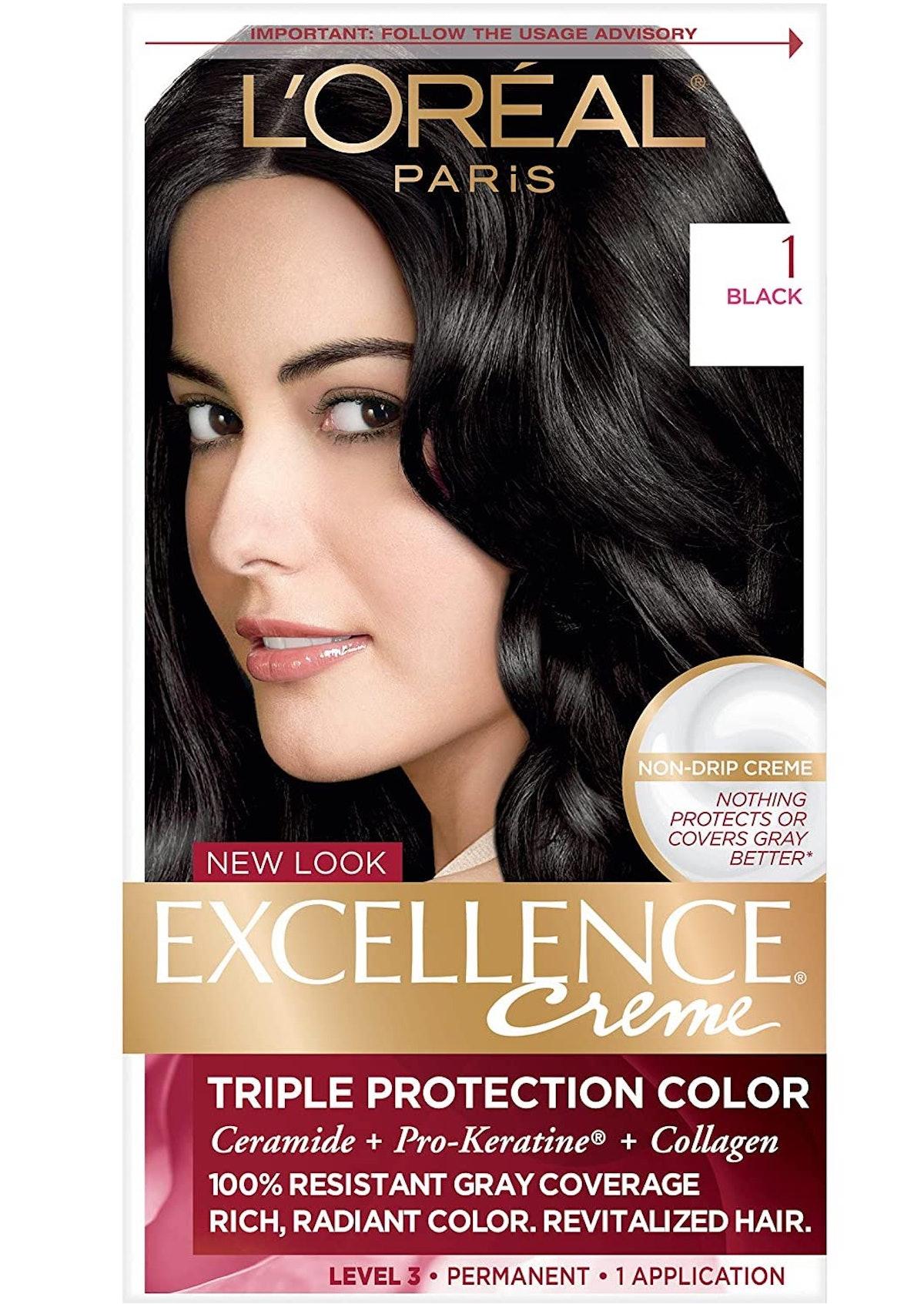 L'Oréal Paris Excellence Creme Permanent Hair Color