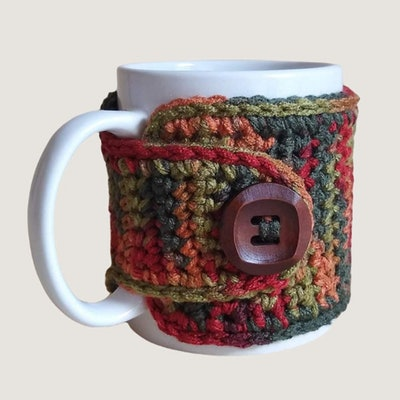 Nandy's Nook Coffee Mug Cozy Sleeve