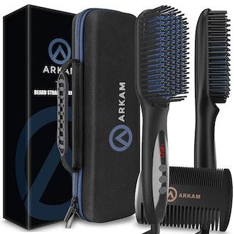 Arkan Deluxe Beard Straightener