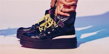 Adidas x AFROPUNK Triple Platforum sneaker