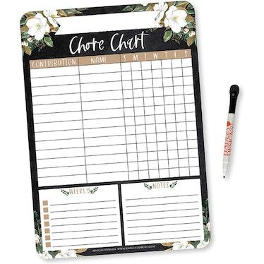 Hadley Designs Magnolia Family Chore Chart
