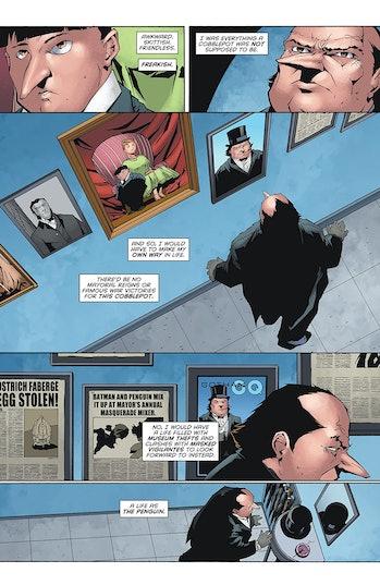 Penguin Spinoff HBO Max DC comics Gotham underground