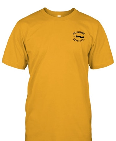 John B Jetty Electric Eel T Shirt