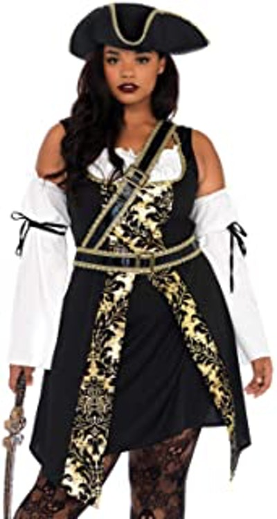 Black Sea Buccaneer Pirate Costume