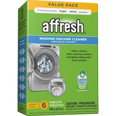 Affresh Washer Machine Cleaner (6 Tablets)
