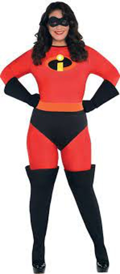 Adult Mrs. Incredible - Plus Size