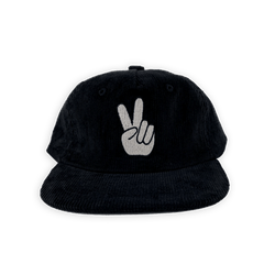 Tiny Whales Peace Y'All Snap Back Hat