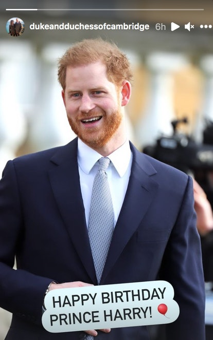 Prince Harry turned 37 on September 15.