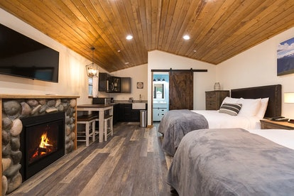 'Twilight' fans can stay at a cabin Airbnb in Forks, Washington.