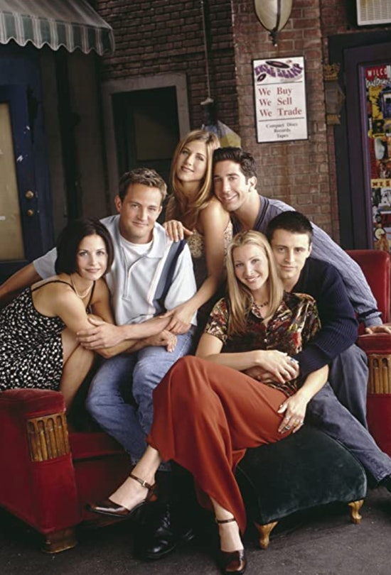 These are parenting lessons you can take from 'Friends'