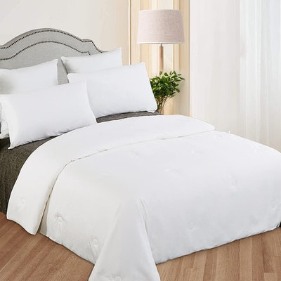 LilySilk All-Season Silk Comforter