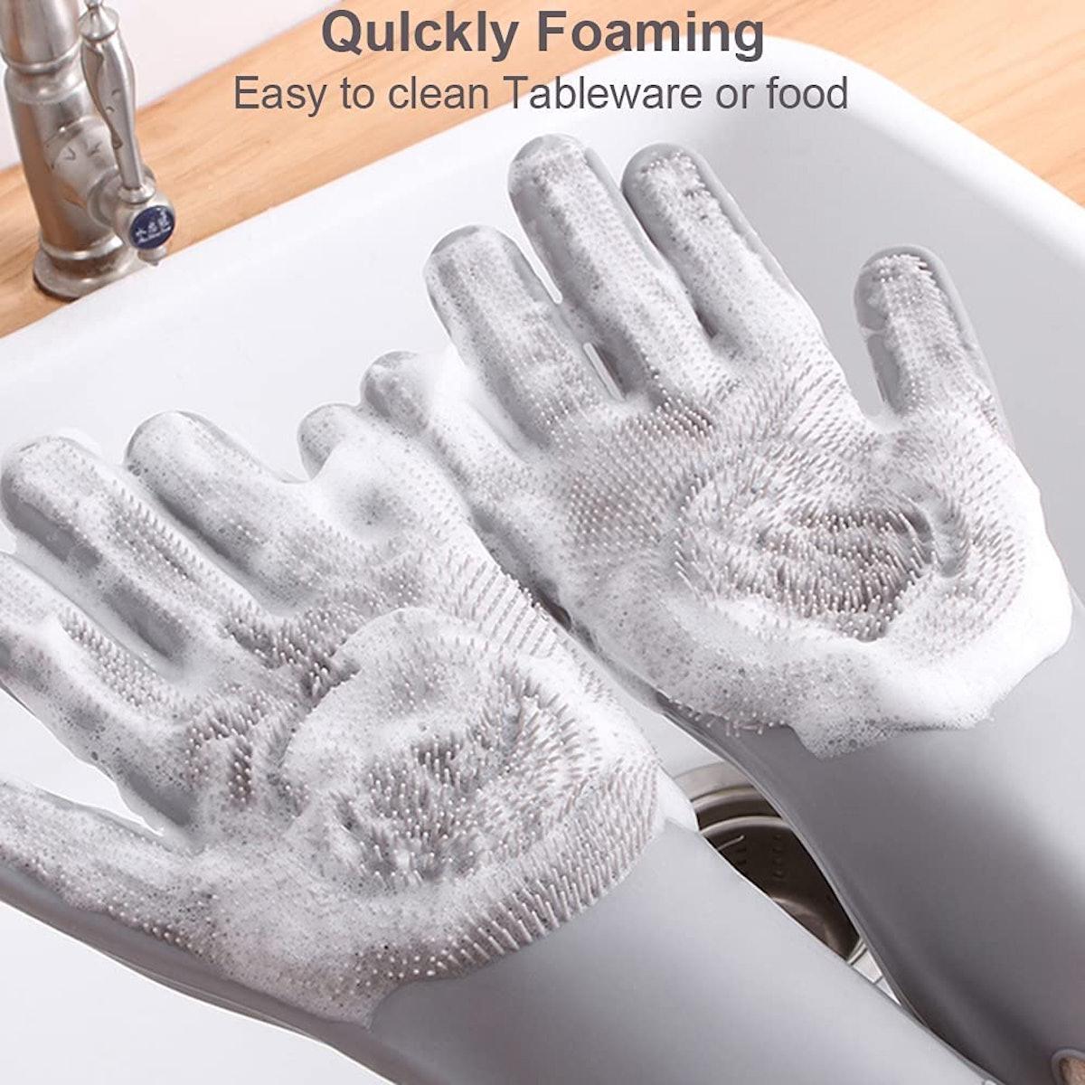Coreykin Dishwashing Gloves