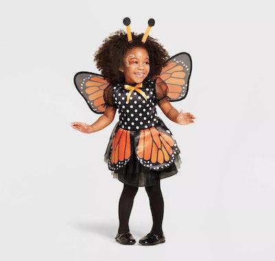 Hyde & EEK! Toddler Butterfly Halloween Costume