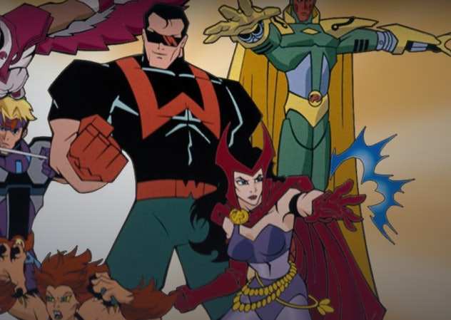 Avengers: United They Stand is a cartoon to stream on Disney Plus