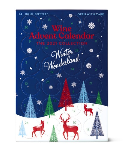 Here's when Aldi's 2021 Wine Advent calendar will release, how much it costs, and more.