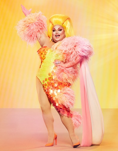 Ginger Minj on getting cut from RuPaul's Drag Race All Stars 6