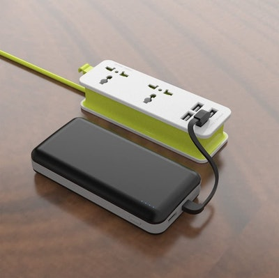 UPWADE Outlet Travel Power Strip Surge Protector