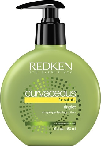 Curvaceous Ringlet Shape-Perfecting Lotion