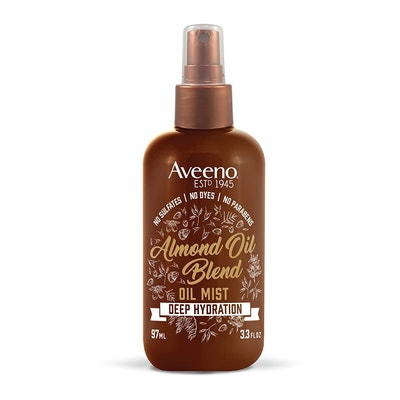 Aveeno Deep Hydration Almond Oil Anti-Frizz Hair Mist