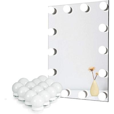 Waneway Stick On Vanity Lights (14 Bulbs)