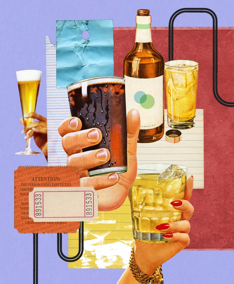 Signs you're drinking too much, according to experts and sober people.