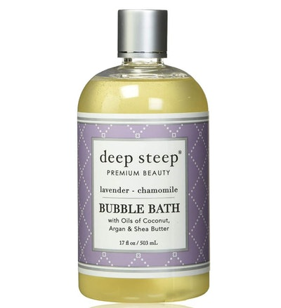 Deep Steep Bubble Bath, Lavender Chamomile