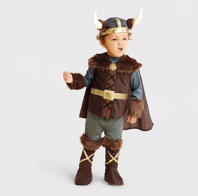 Hyde & Eeek! Baby Viking Halloween Costume