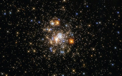 This star-studded image from the NASA/ESA Hubble Space Telescope depicts NGC 6717, which lies more t...