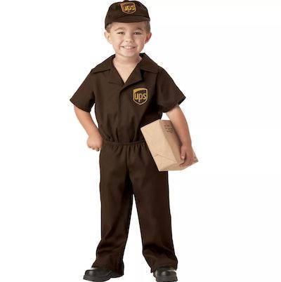 UPS Guy Toddler Costume