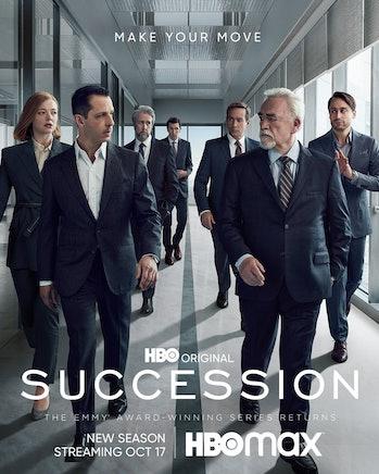 Succession Season 3 poster fan theory