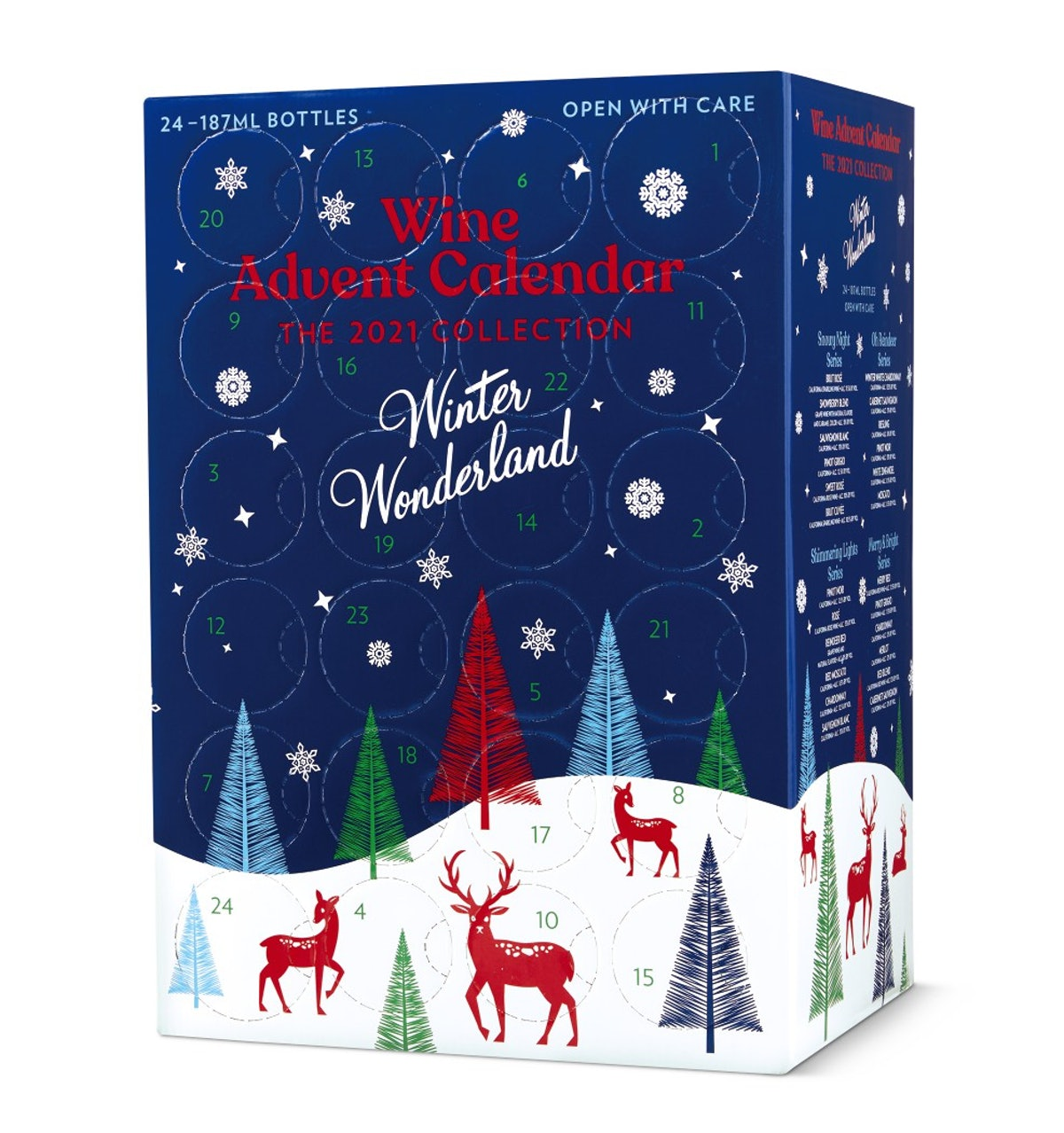 Here's everything to know about Aldi's 2021 Wine Advent calendar's price, release date, and more.