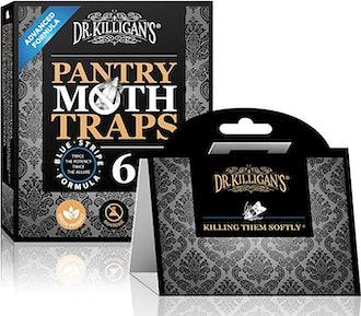 Dr. Killigan's Premium Pantry Moth Traps (6-Pack)