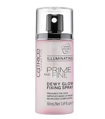 Catrice Prime & Fine Illuminating Dewy Glow Spray