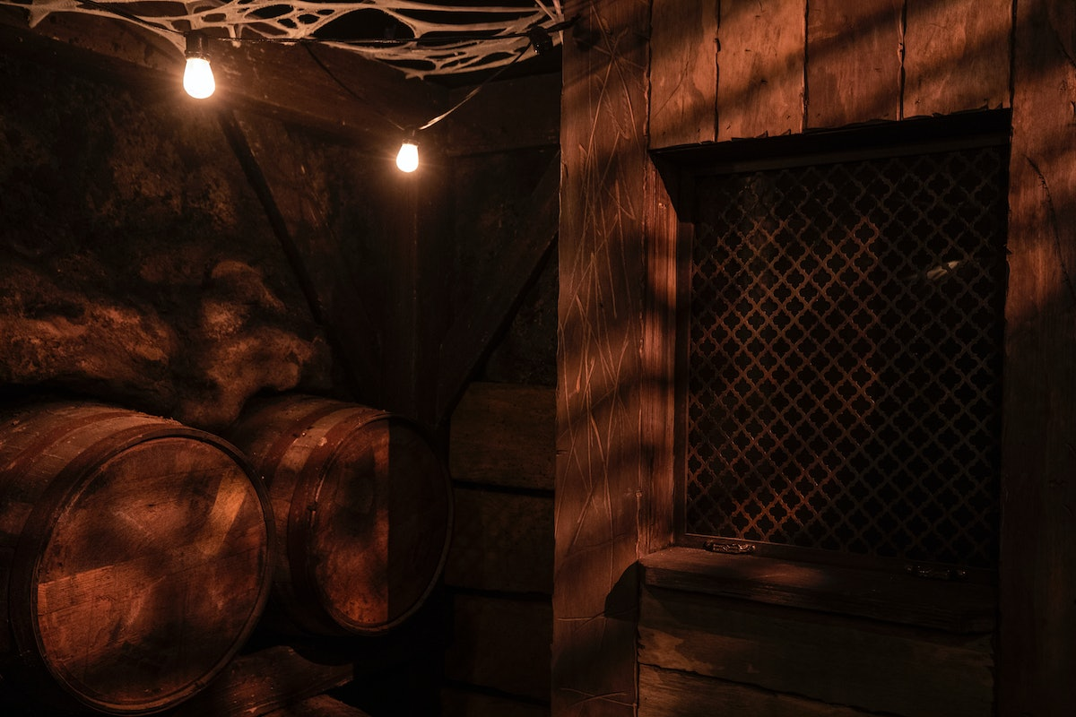 You can visit the basement at Hill House at Universal Studios' Halloween Horror Nights in Orlando.