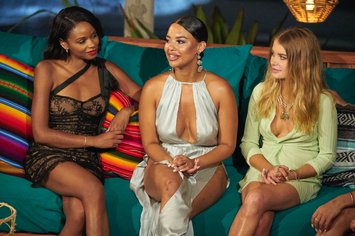The cast of Season 7 ABC's 'Bachelor in Paradise'