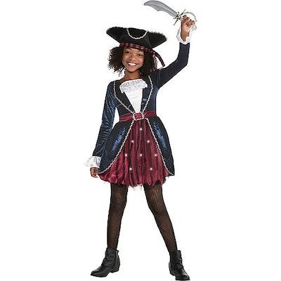 Child Light-Up Sparkle Pirate Costume