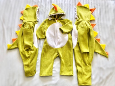 Dinosaur Jumpsuit