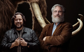 Colossal co-founders Ben Lamb and Dr. George Church promo photo