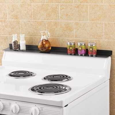 Collections Etc Instant Range Magnetic Top Shelf