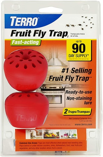 TERRO Fruit Fly Trap (2-Pack)