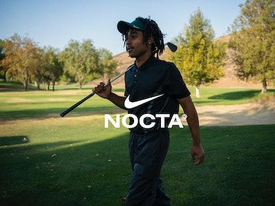 Drake Nike NOCTA Golf Collection