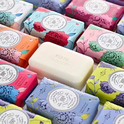 La Chatelaine Luxury French Bar Soap Natural Shea Butter Formula