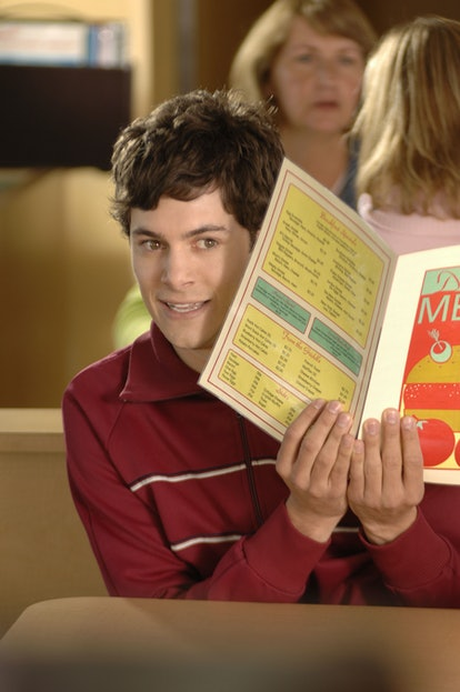Seth Cohen in The O.C.