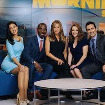 Janina Gavankar as Alison Namazi, Desean Terry as Daniel Henderson, Jennifer Aniston as Alex Levy, R...