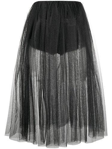Alchemy Mid-Length Tulle Skirt