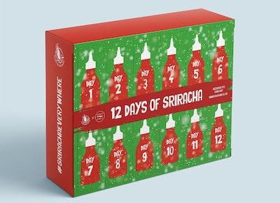 12 Days Of Sriracha