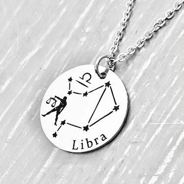StampsofLove4 Libra Necklace