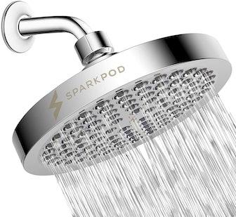 SparkPod High Pressure Rain Showerhead