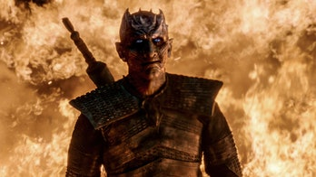 The Night King as seen in Game of Thrones Season 8